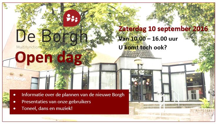 Open dag in de Borgh