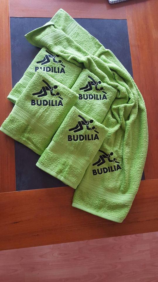 Budilia handdoeken