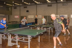 recreanten in actie