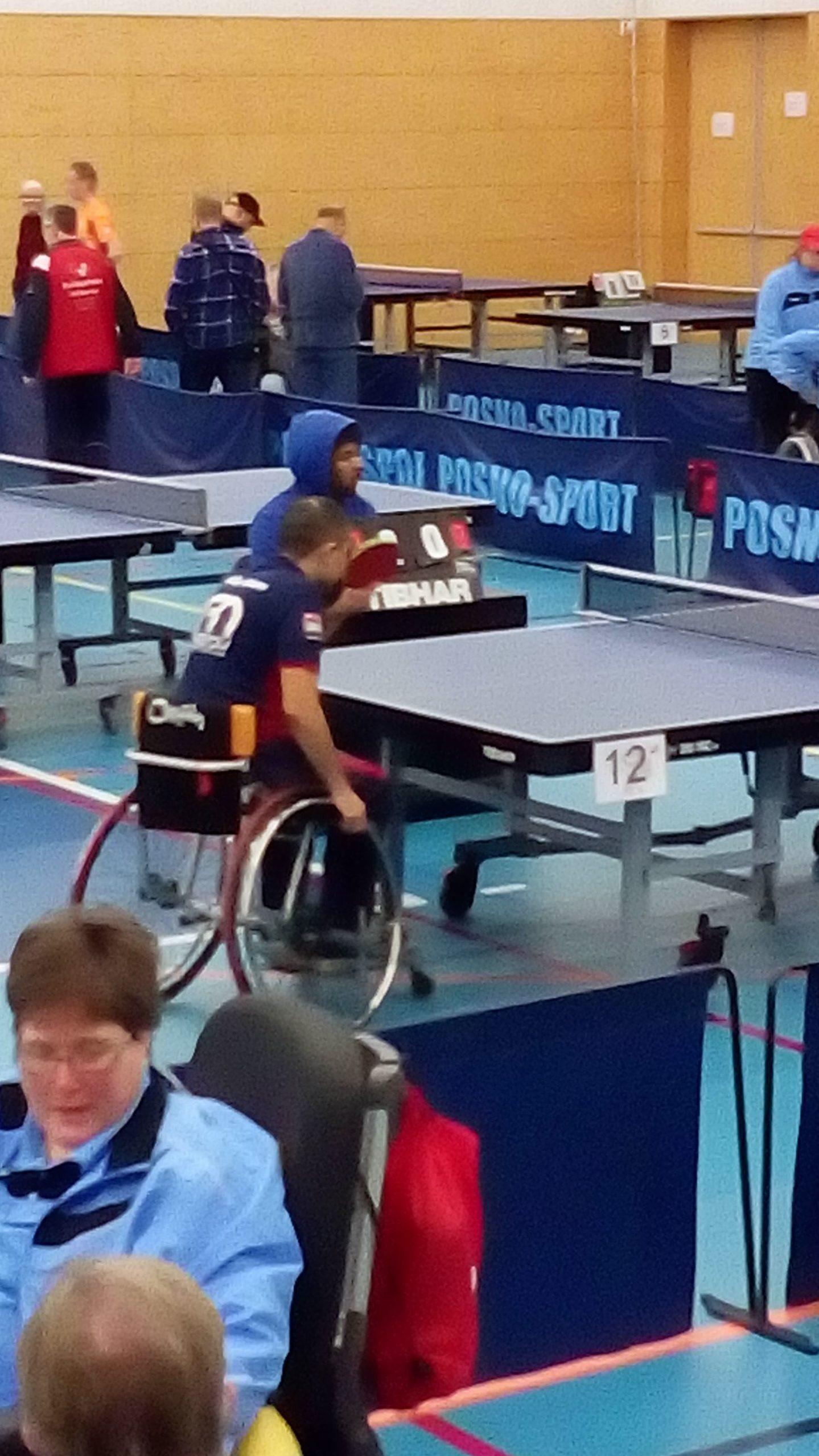 Parasporters naar internationaal toernooi in Weert